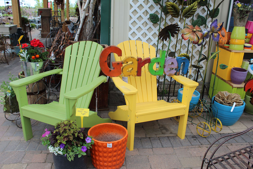 garden and landscaping decoration