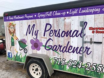 Personal Gardener