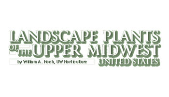 Landscape Plants of the Upper Midwest