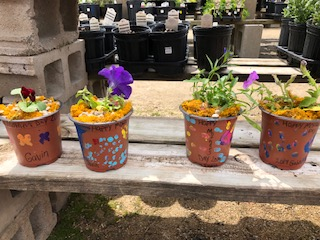 pots for mom class